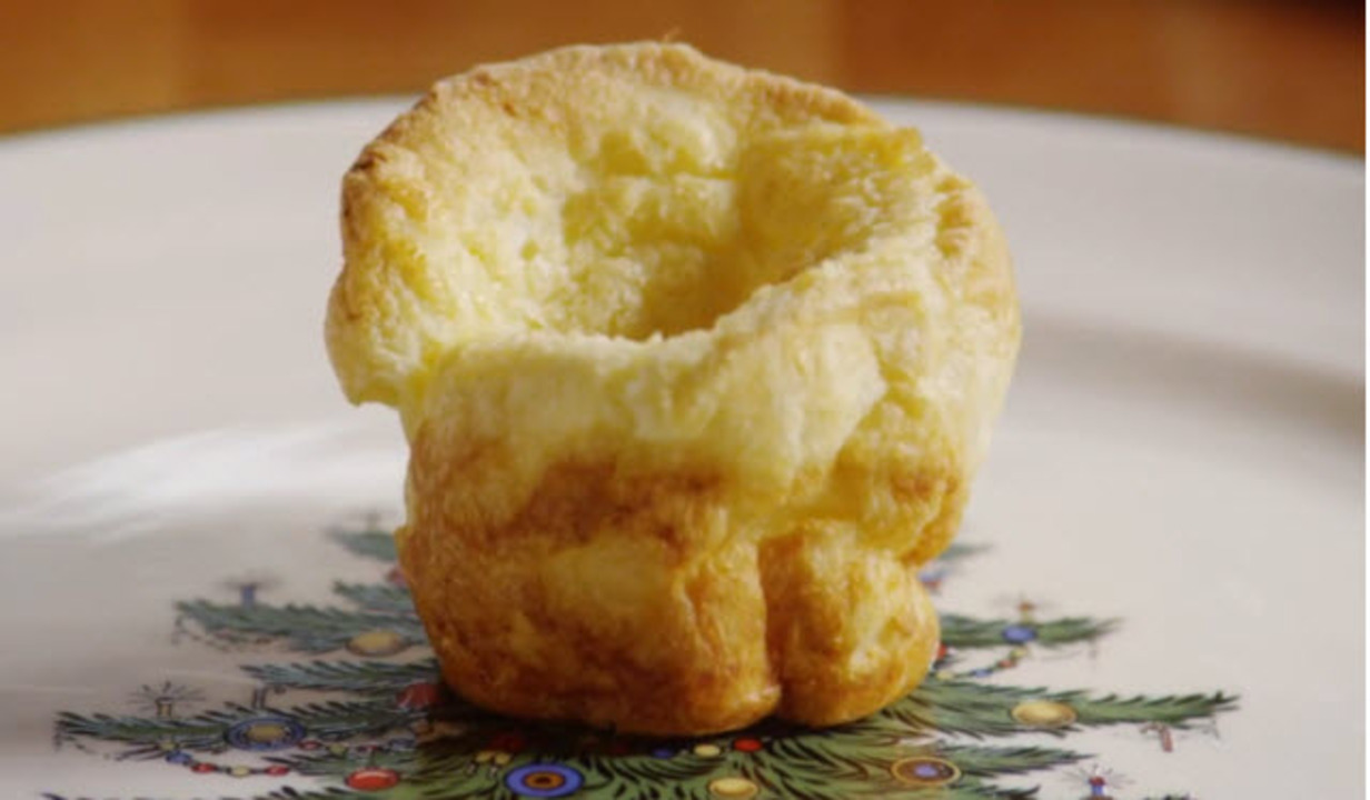Quick and Easy Yorkshire Pudding Video