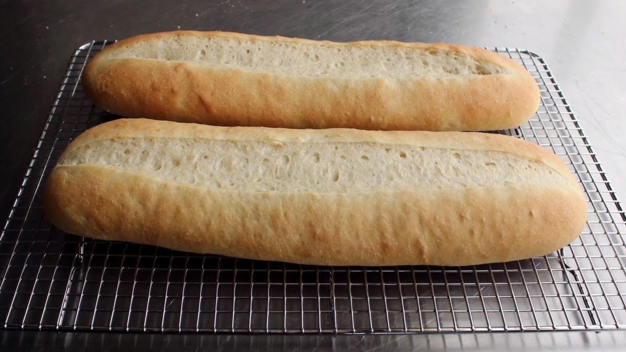 chef johns cuban bread video