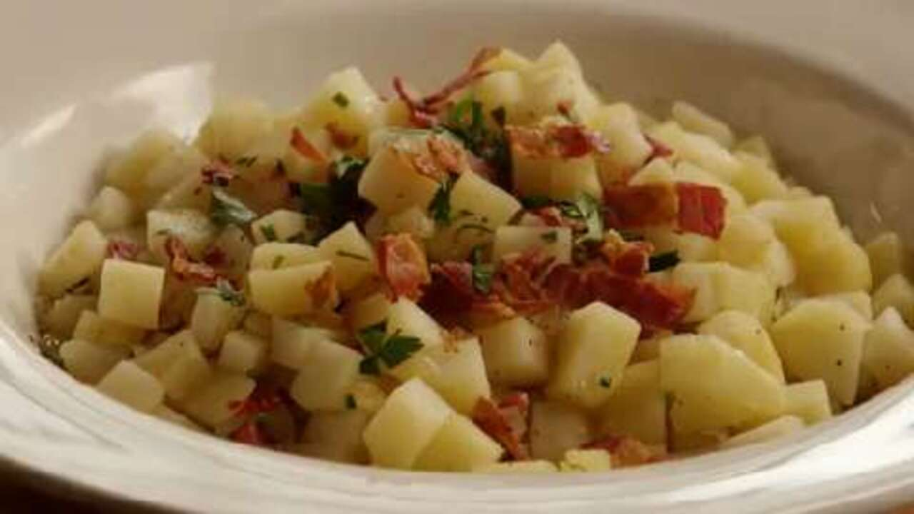 Authentic German Potato Salad Recipe - Allrecipes com