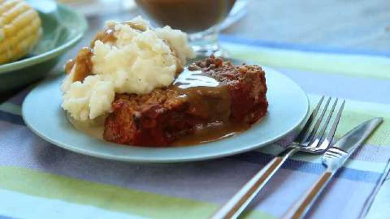 The Best Meatloaf I've Ever Made Video