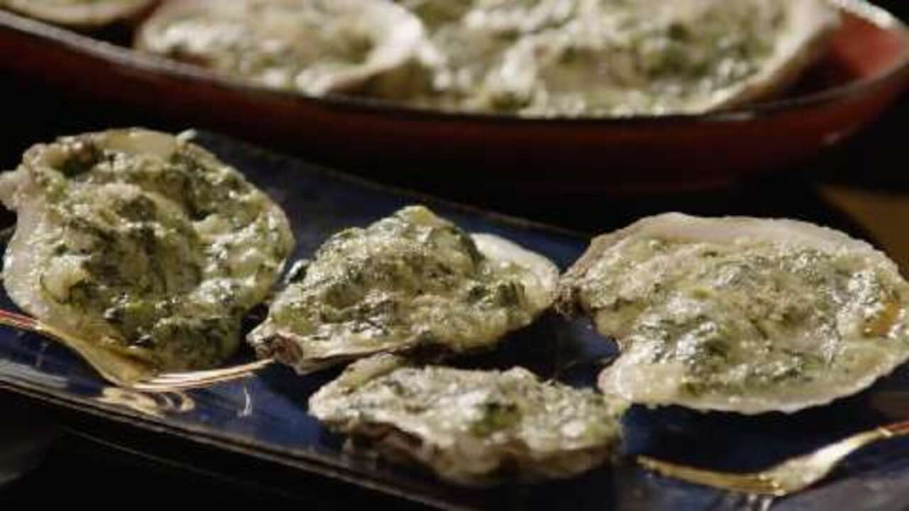 Rockin' Oysters Rockefeller Video