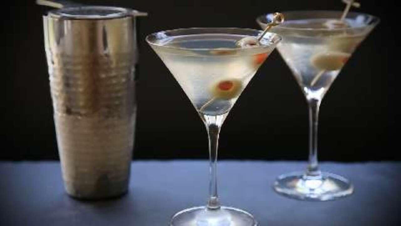 dirty martini video