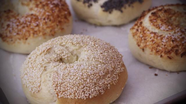 Real Homemade Bagels image