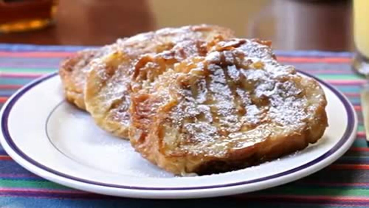how to make french toast video