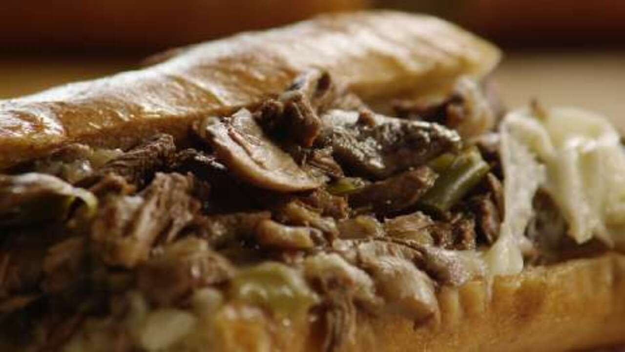 Sensational Steak Sandwich Video