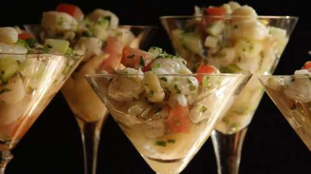 javis really real mexican ceviche video