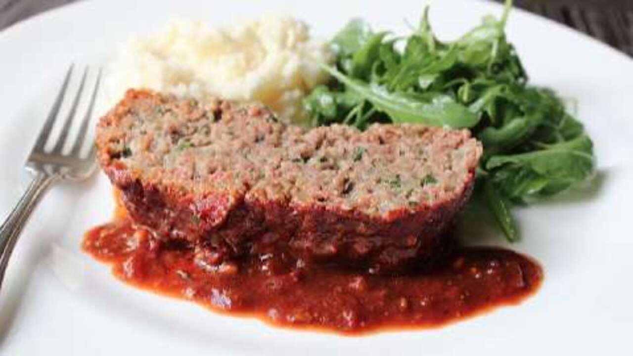 chef johns meatball inspired meatloaf video