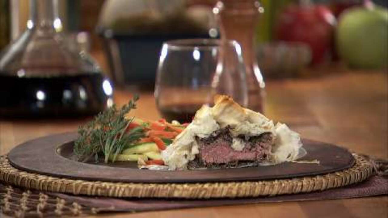 How to Make Beef Wellington Video