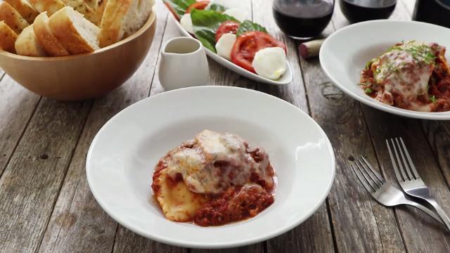 randys slow cooker ravioli lasagna video