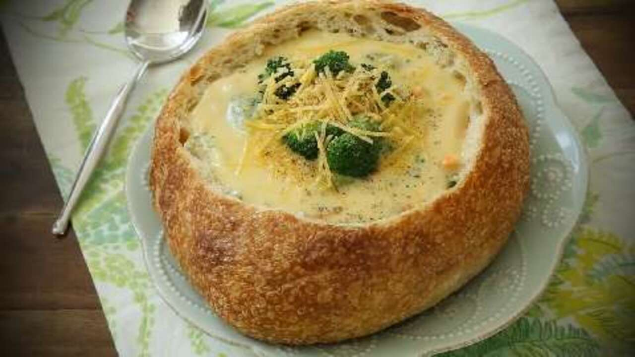 Copycat Panera Broccoli Cheddar Soup Video