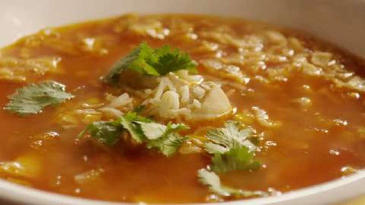Chicken Tortilla Soup V Betty