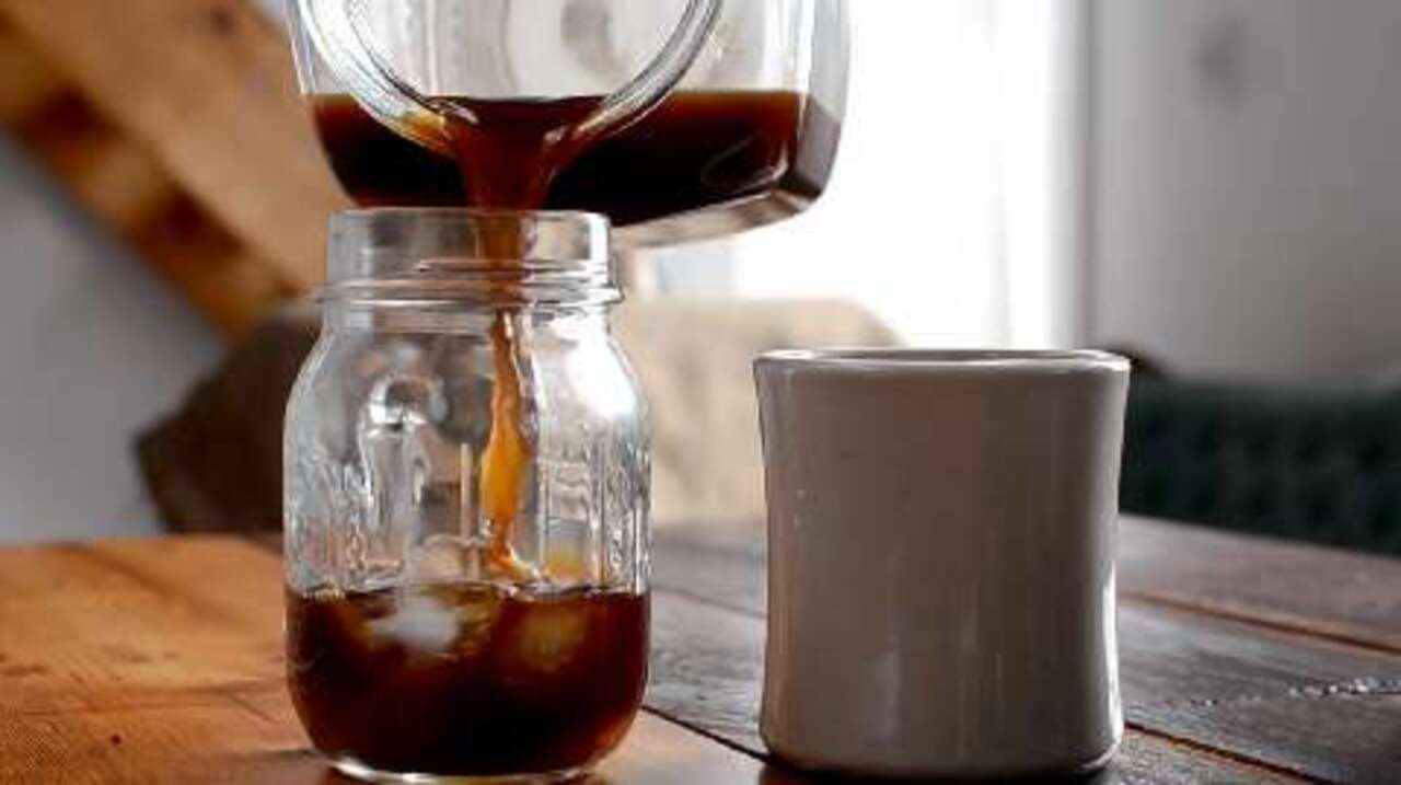 how to make cold brew coffee video