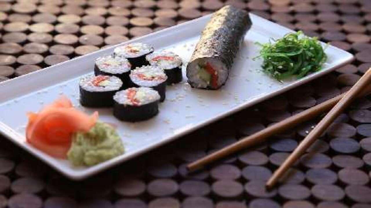 Perfect Sushi Rice Video Allrecipes Com