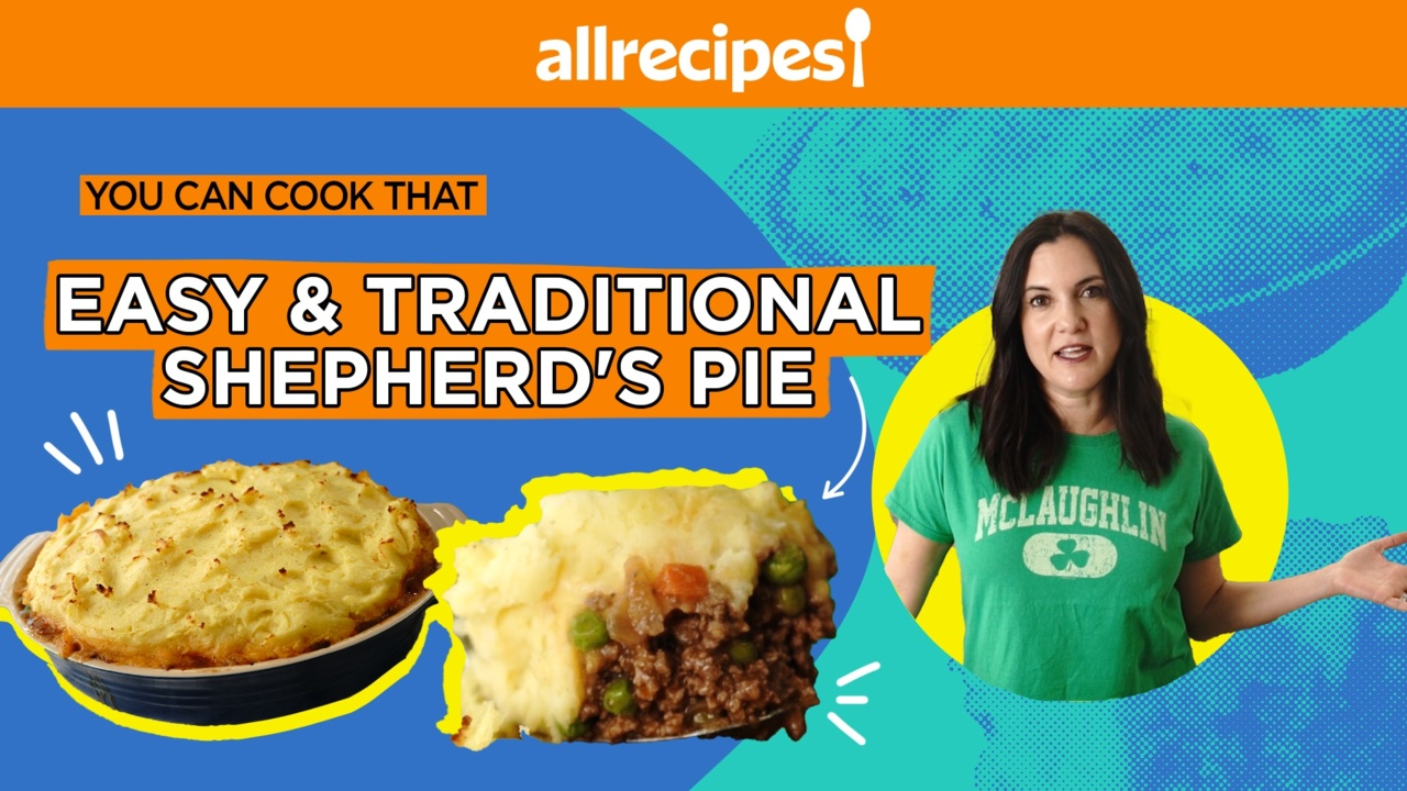 how to make shepherds pie