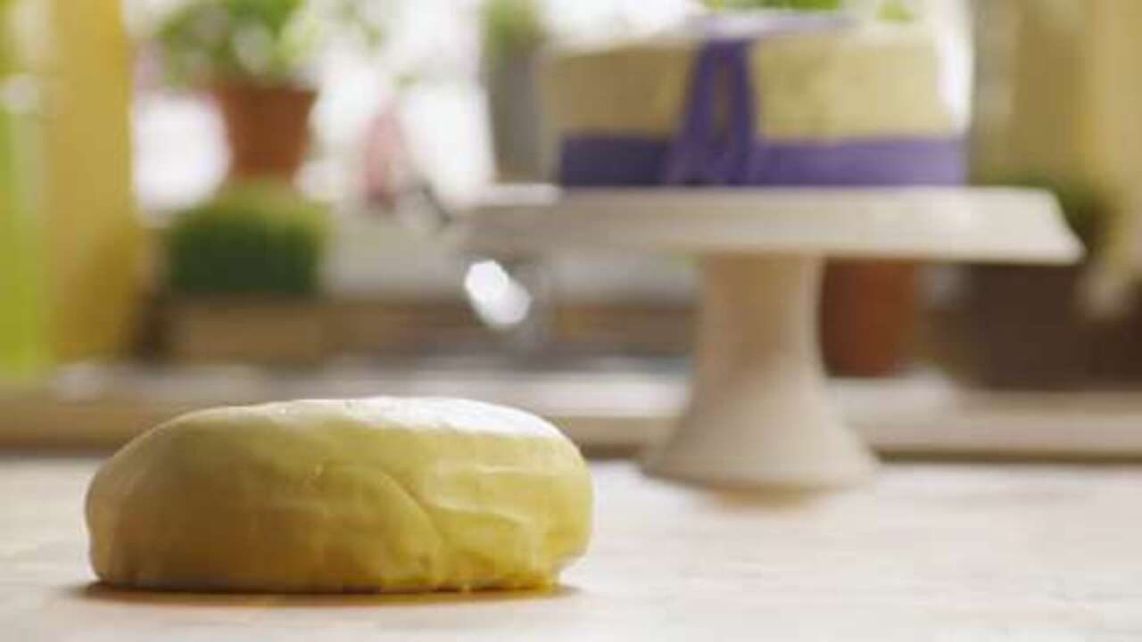 Rolled Buttercream Fondant Video - Allrecipes.com