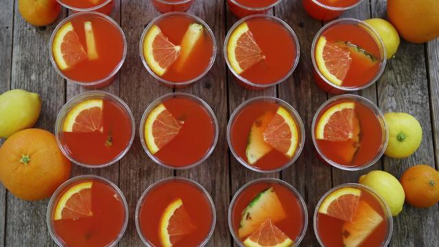 budget jungle juice for a crowd video