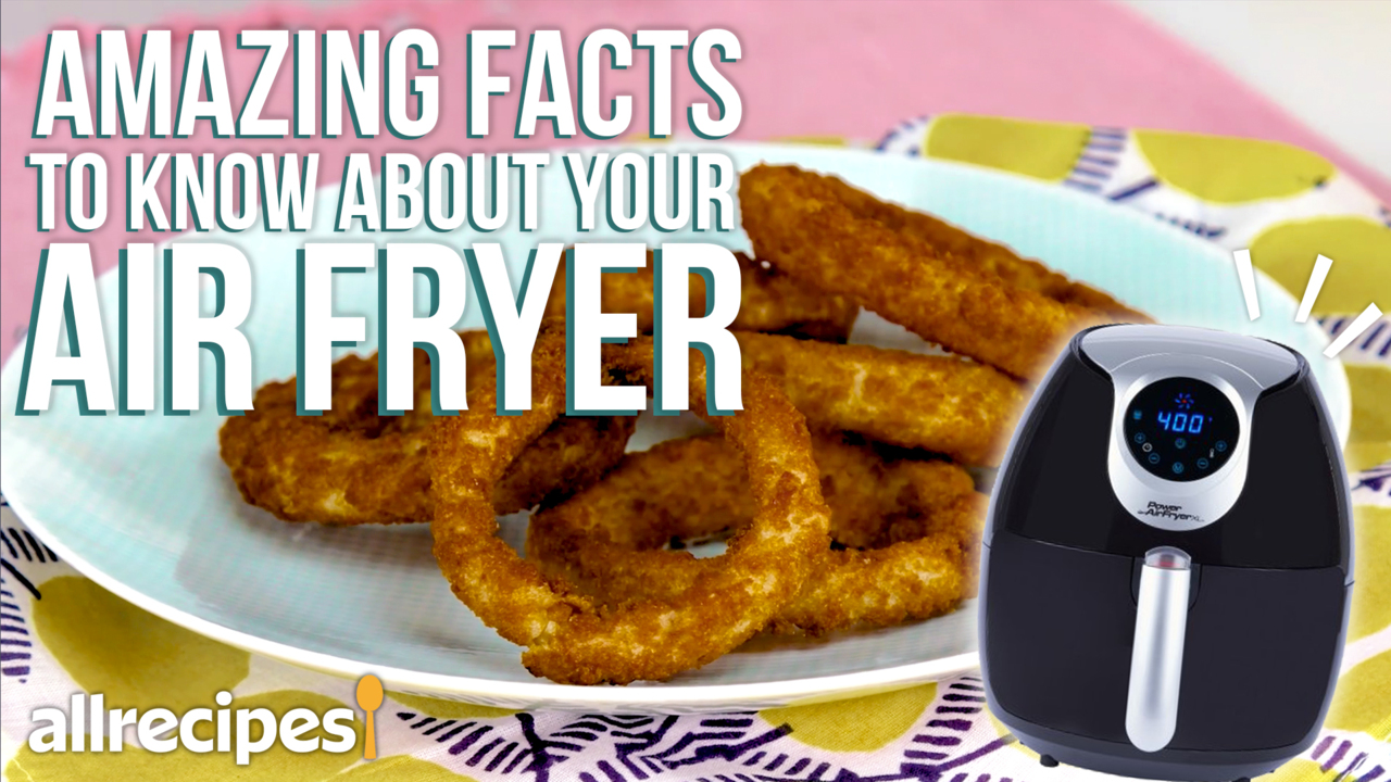 How To Use Your Air Fryer Allrecipes