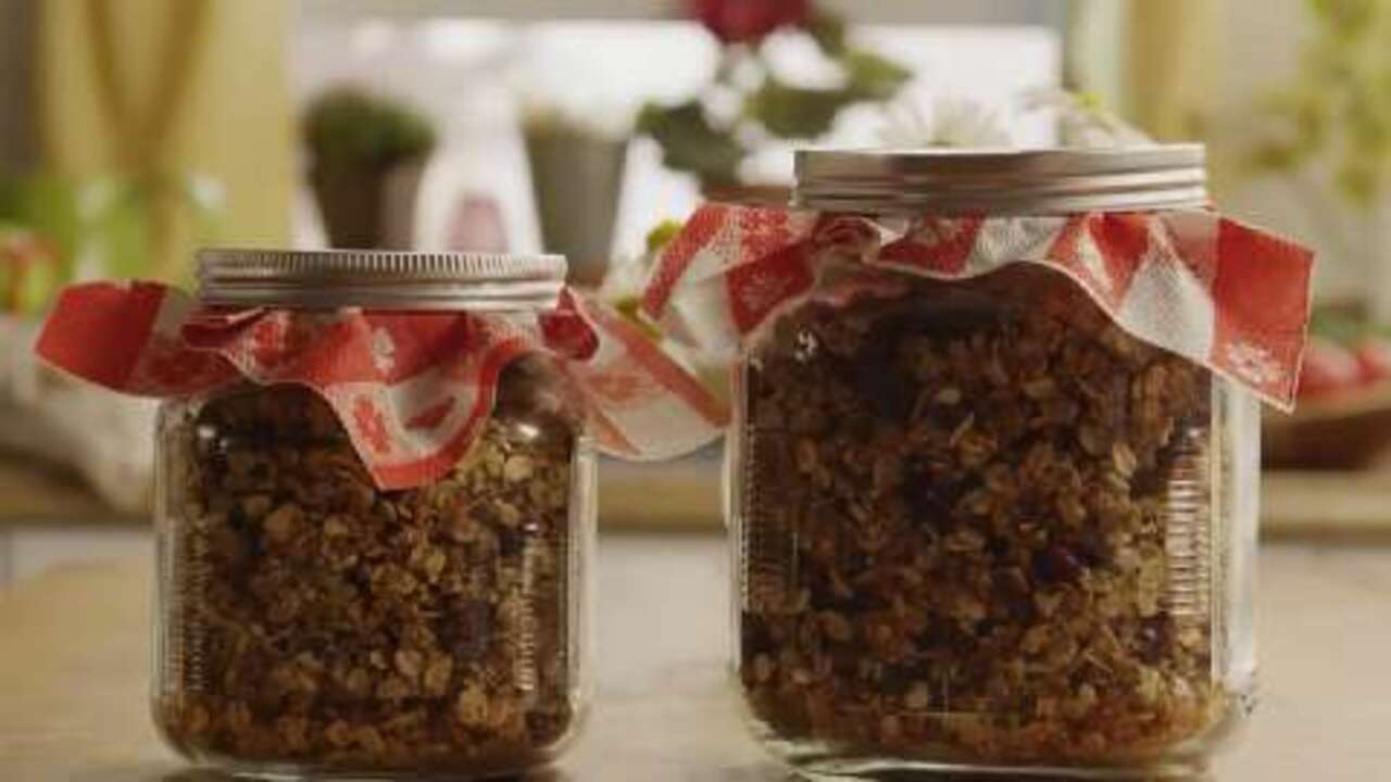 megans granola video