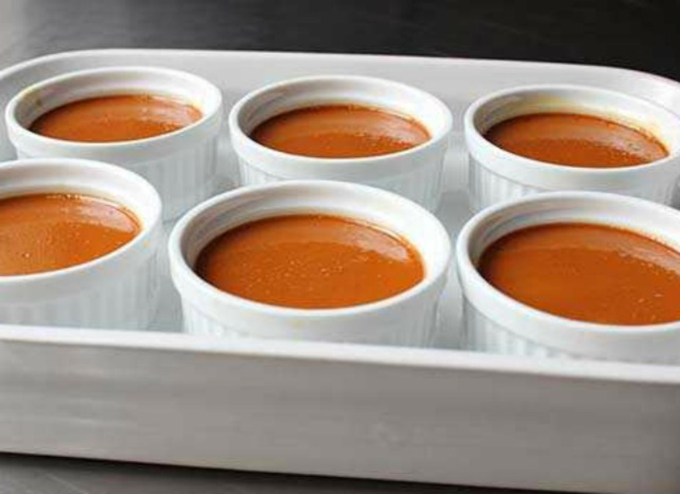 salted caramel custard video