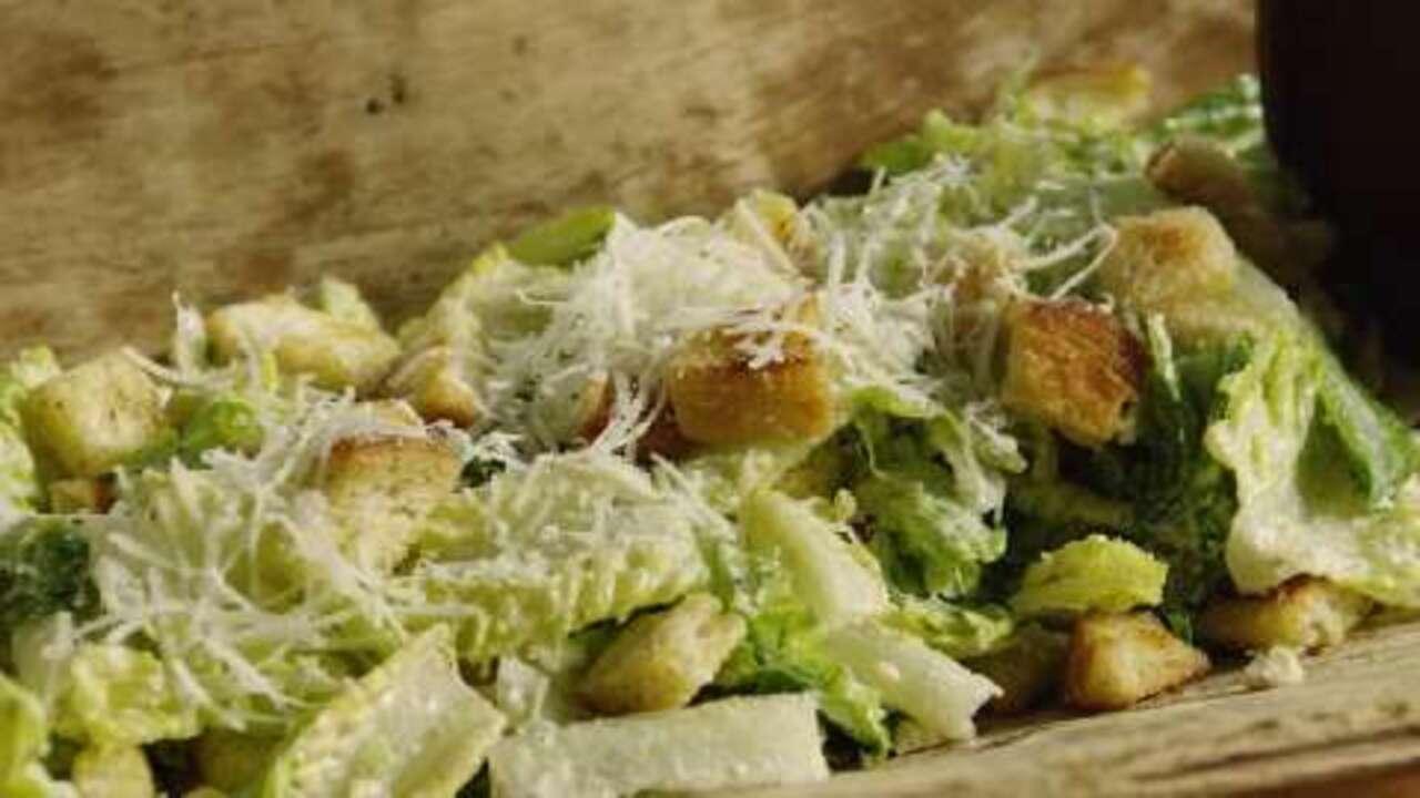 how to cook caesar salad