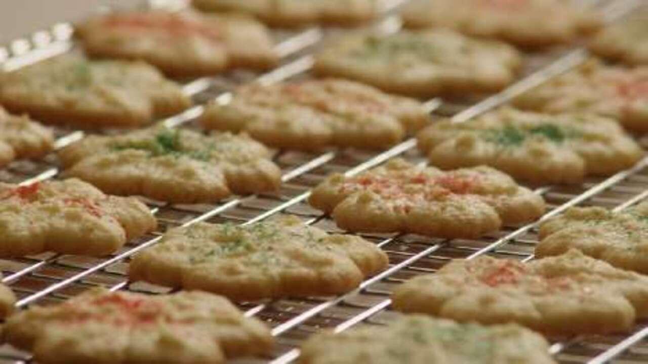 shortbread cookies ii video