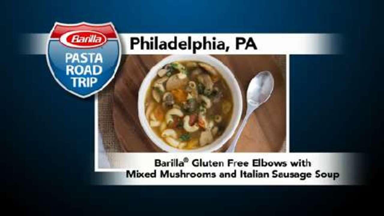 Whole Grain Spaghetti with Pesto Video - Allrecipes.com