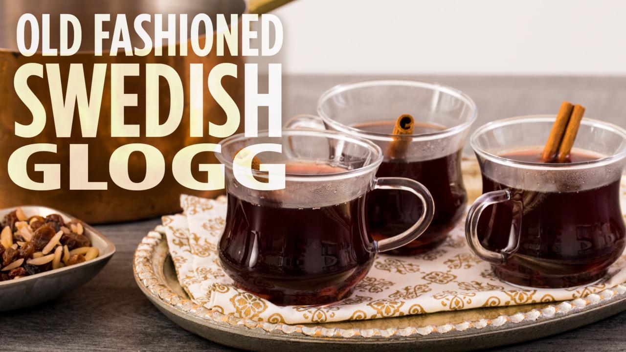 old fashioned swedish glogg video