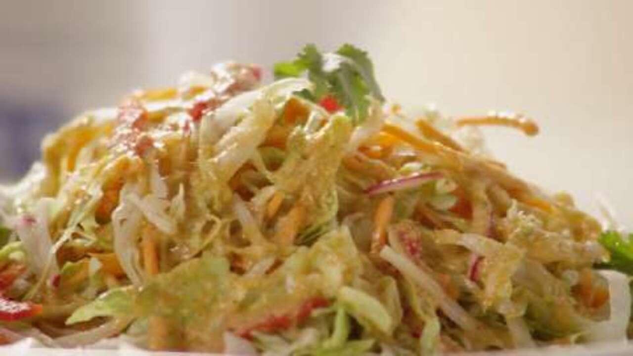 Green Papaya Salad Recipe