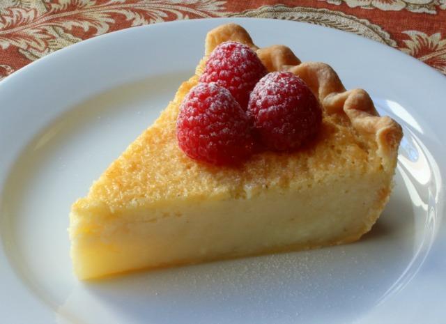 Chef John's Buttermilk Pie Video