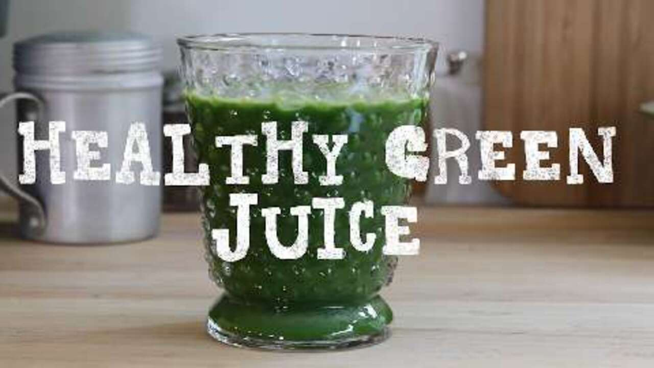 Healthy Green Juice Recipe - Allrecipes com