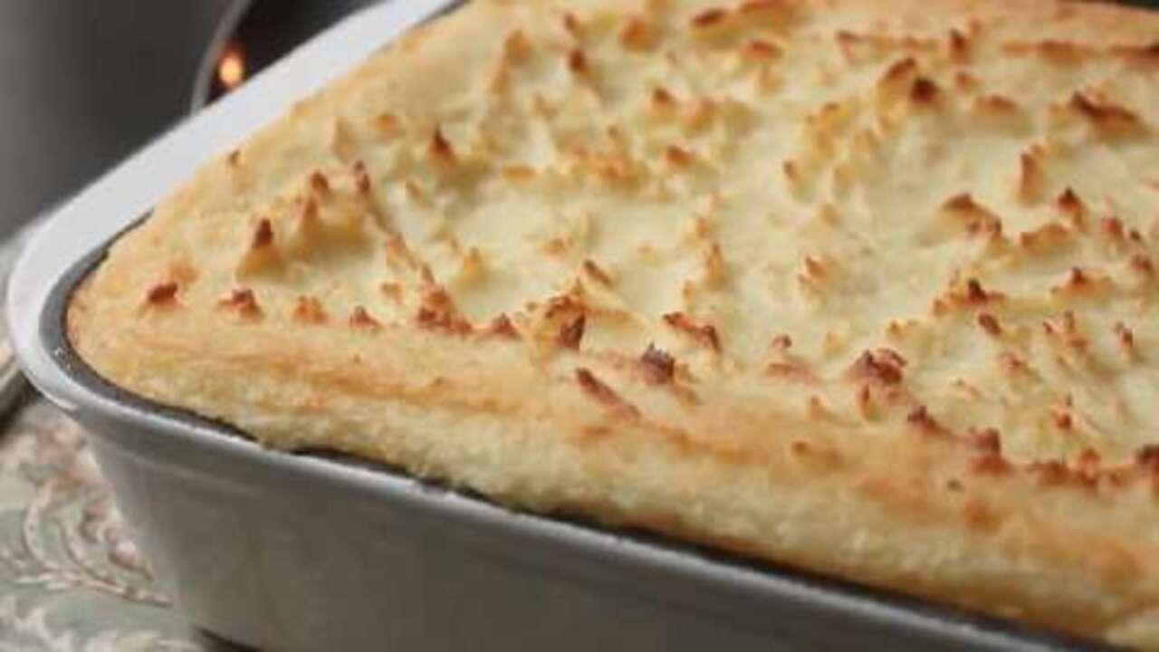 mascarpone mashed potatoes video