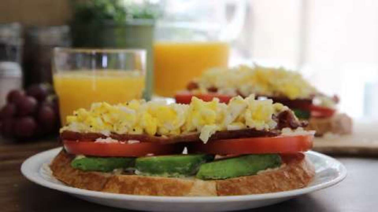 perfect breakfast video
