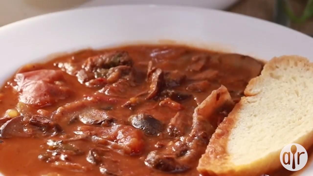 northern italian beef stew video