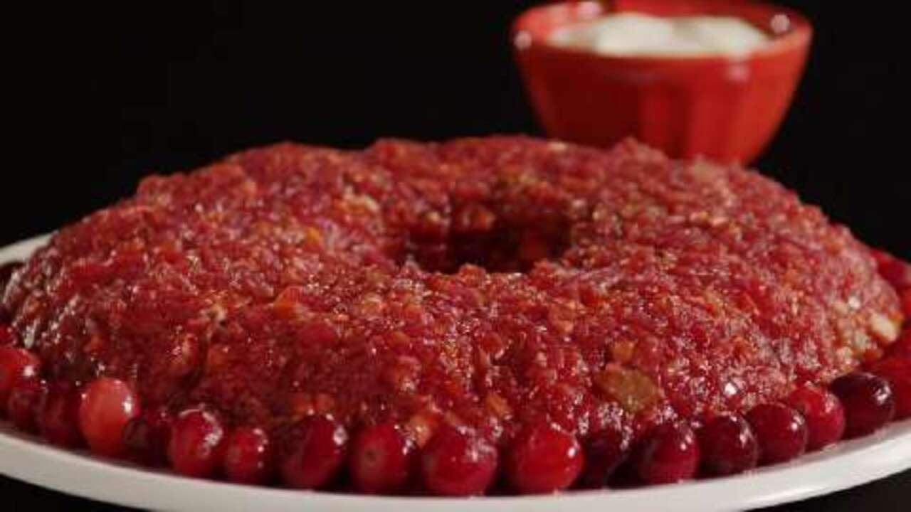 cranberry salad ii video