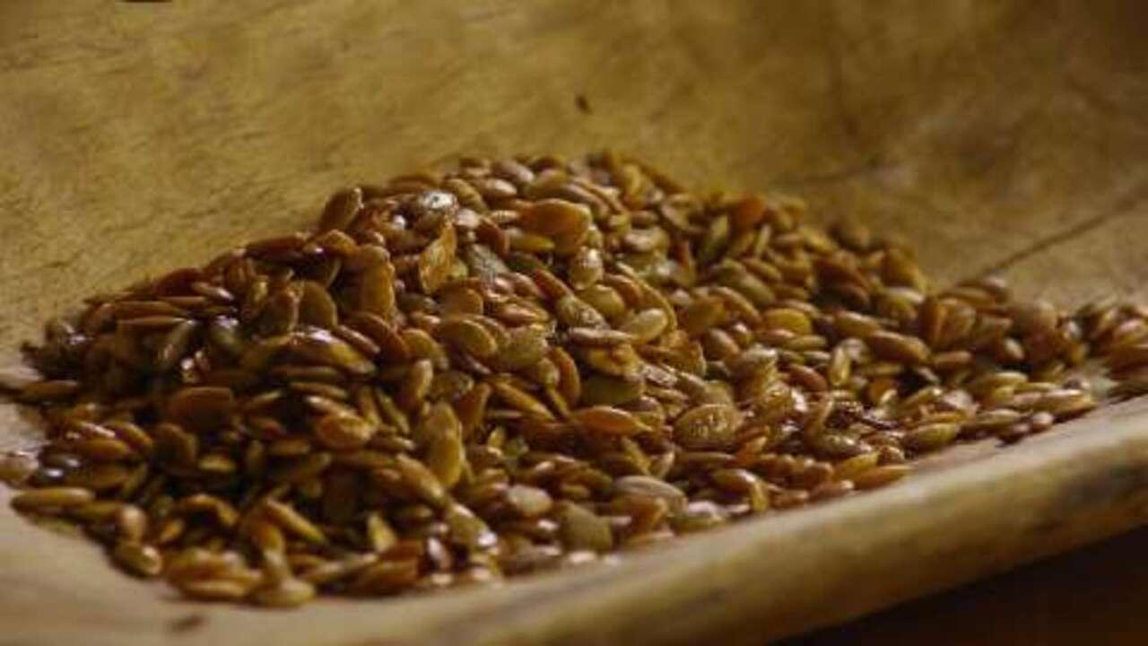roasted pumpkin seeds video