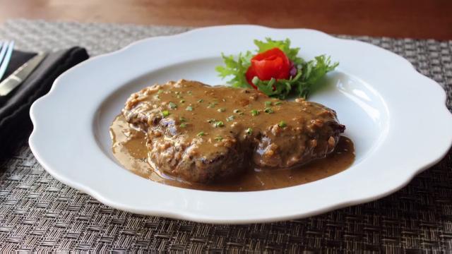 Steak Diane Video