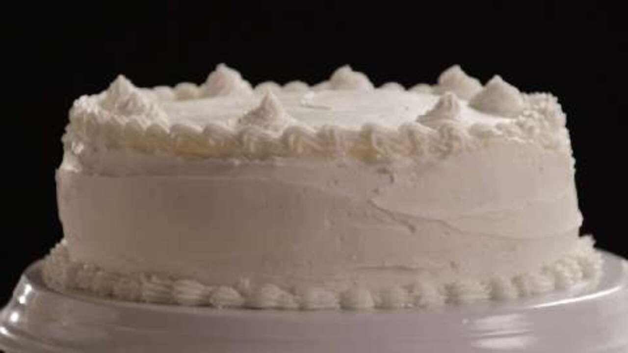 special buttercream frosting video