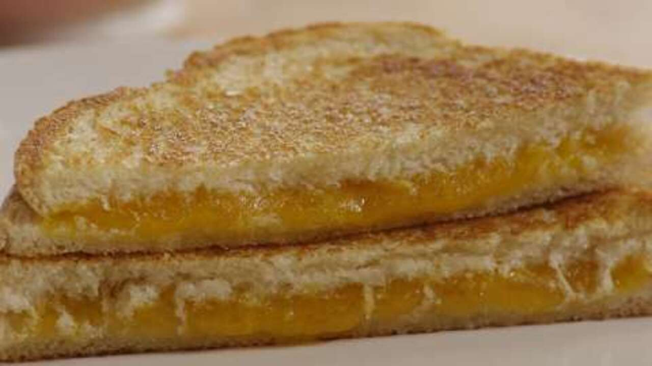 grilled cheese sandwich video