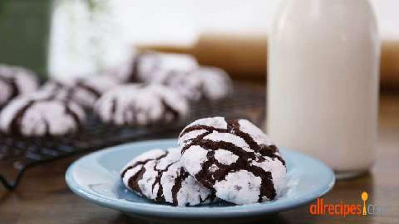 chocolate crinkles ii video