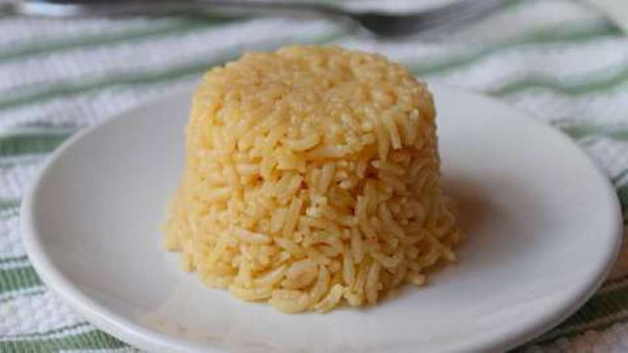 how to make classic rice pilaf video