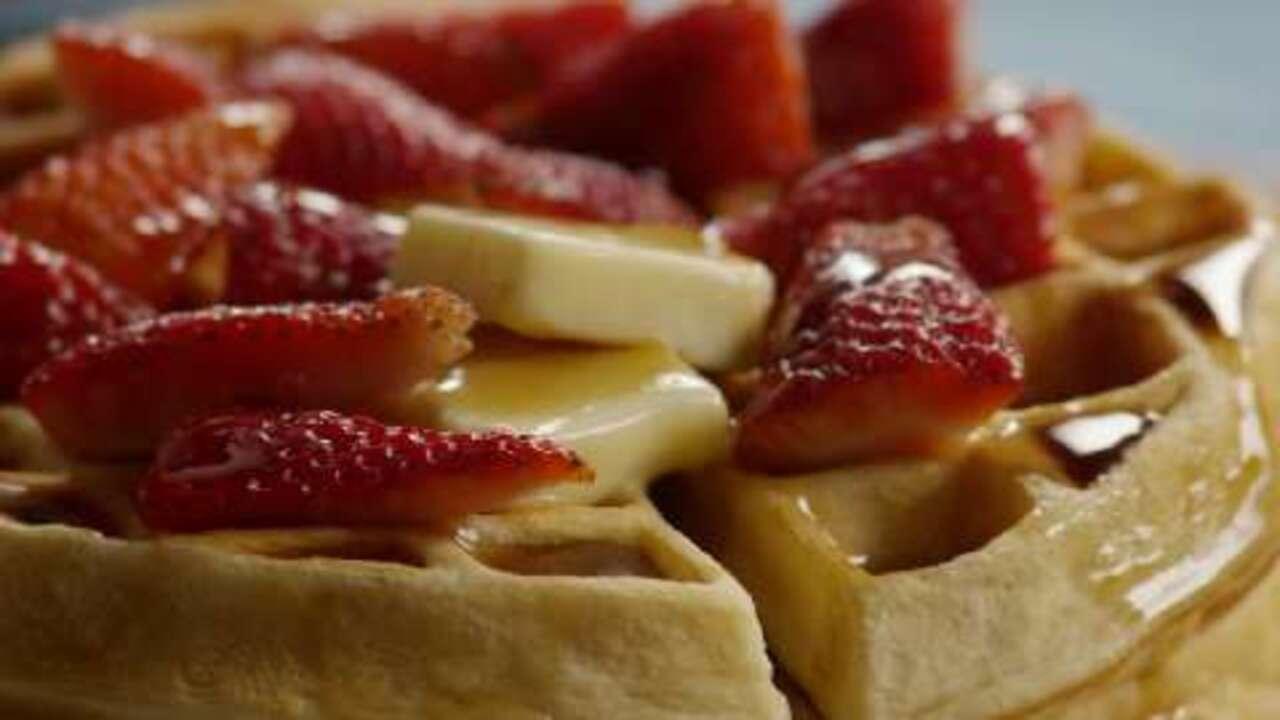 moms best waffles video