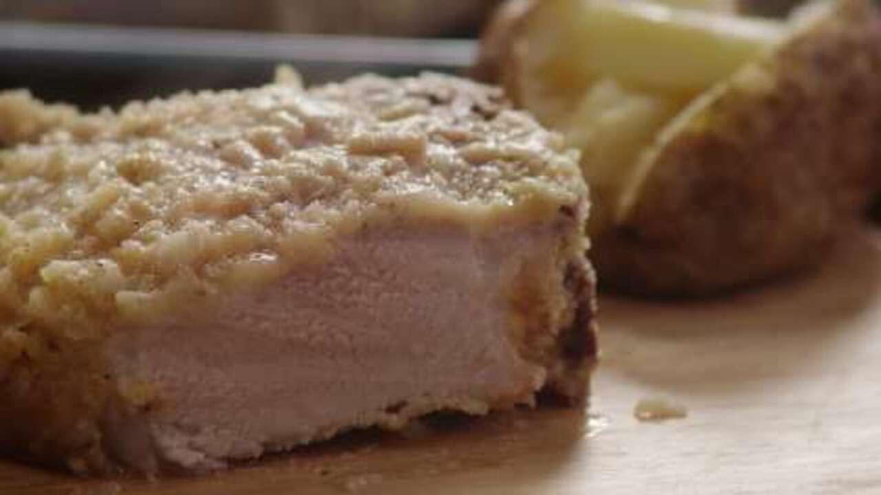 famous pork chops video