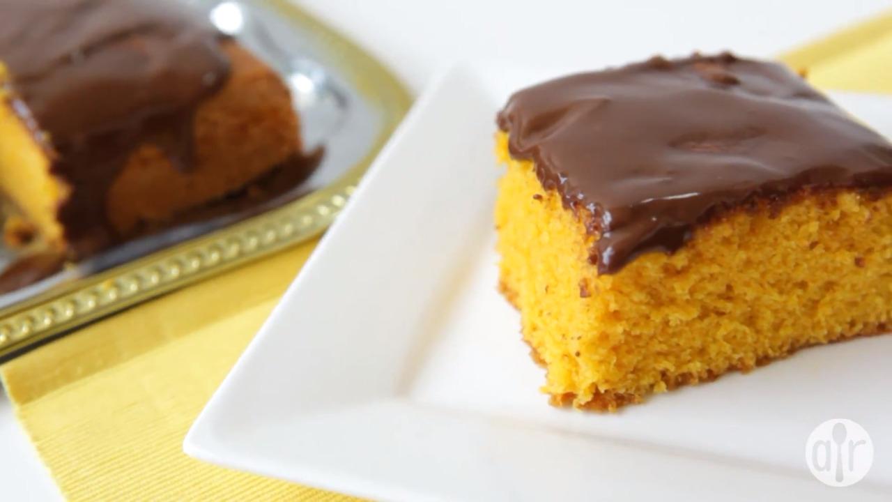 ninas brazilian carrot cake video