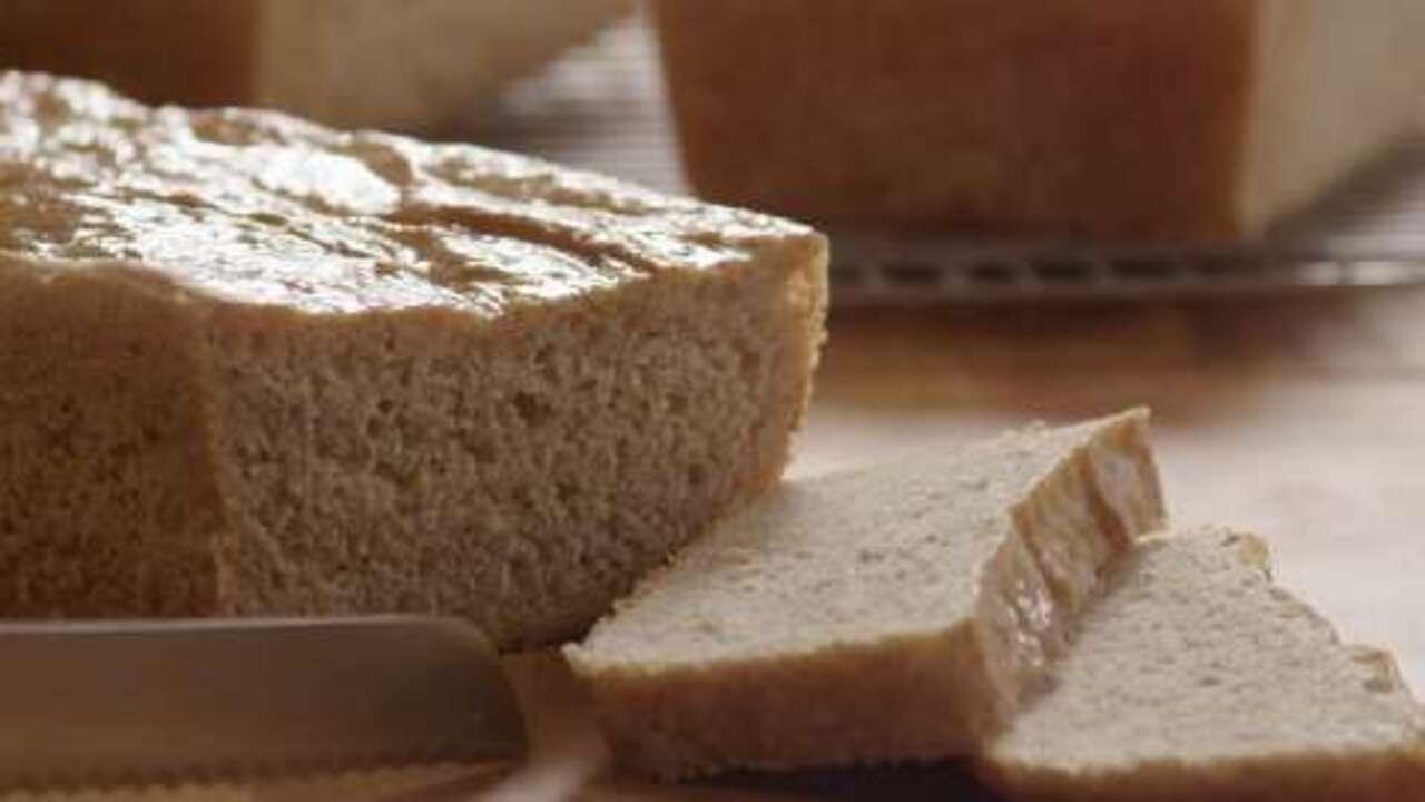simple whole wheat bread video