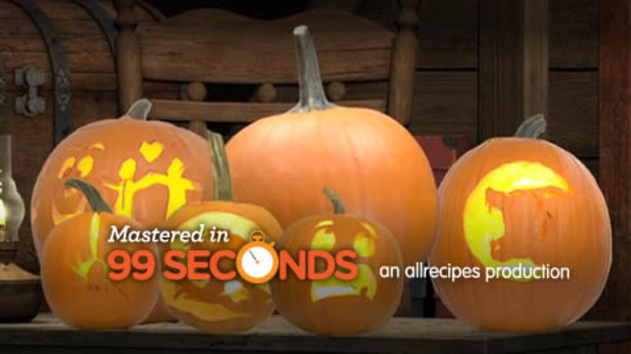 How To Carve A Pumpkin Allrecipes