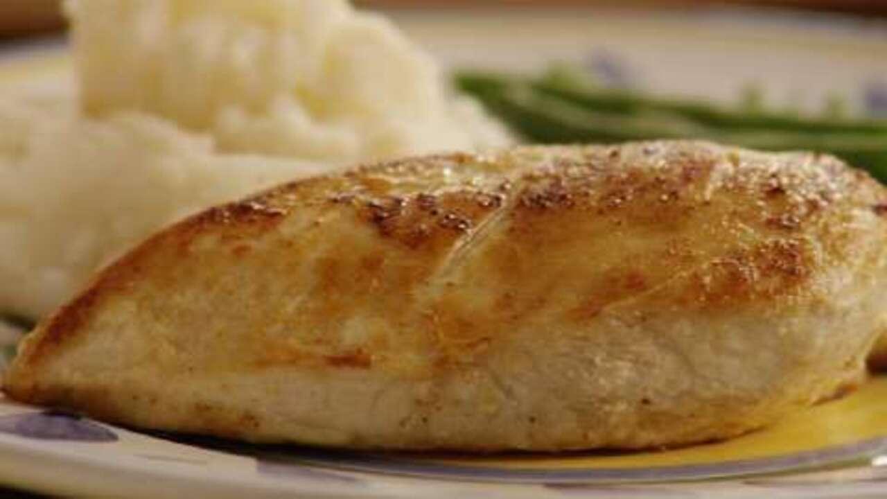 a good easy garlic chicken video
