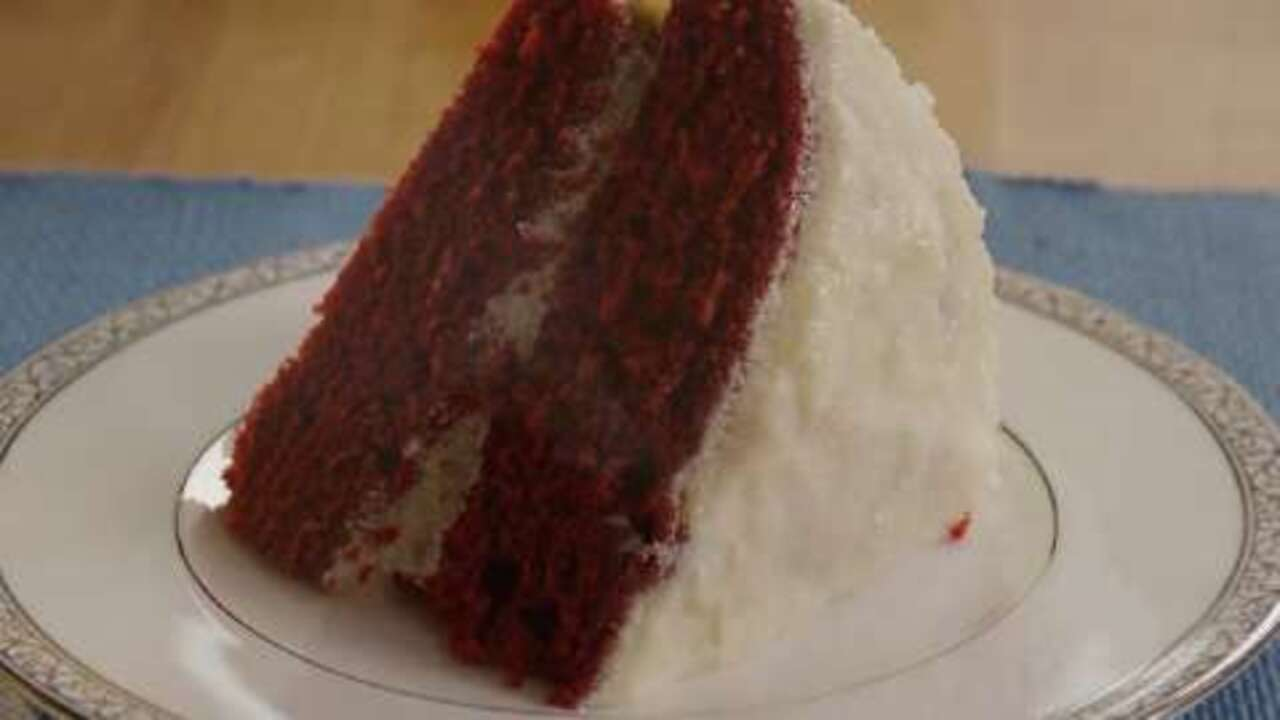 Red Velvet Cake Recipe Allrecipes Com