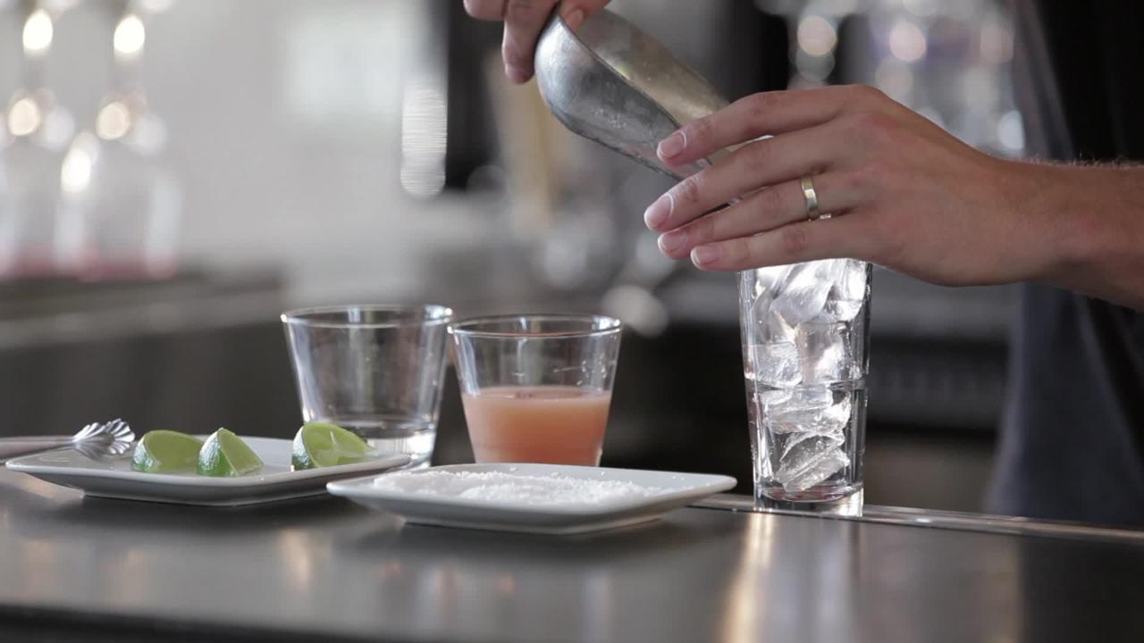 salty dog cocktail video