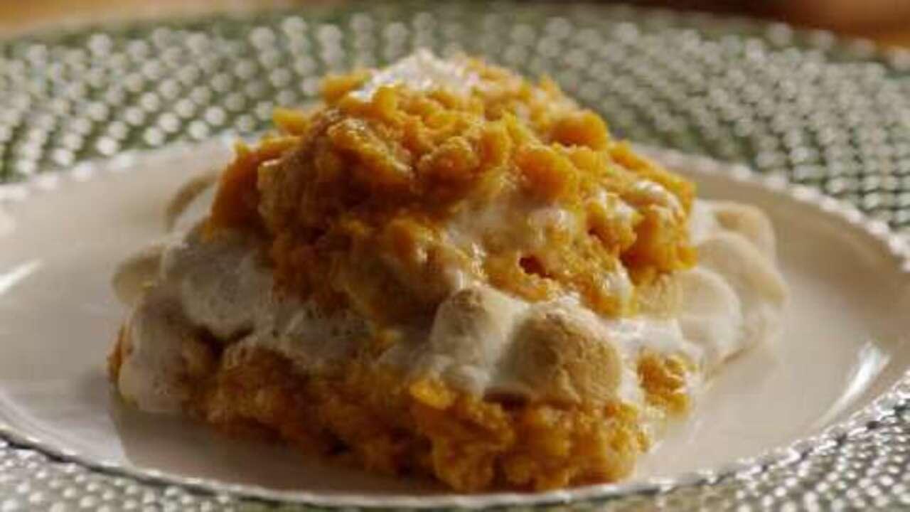 sweet potato casserole video