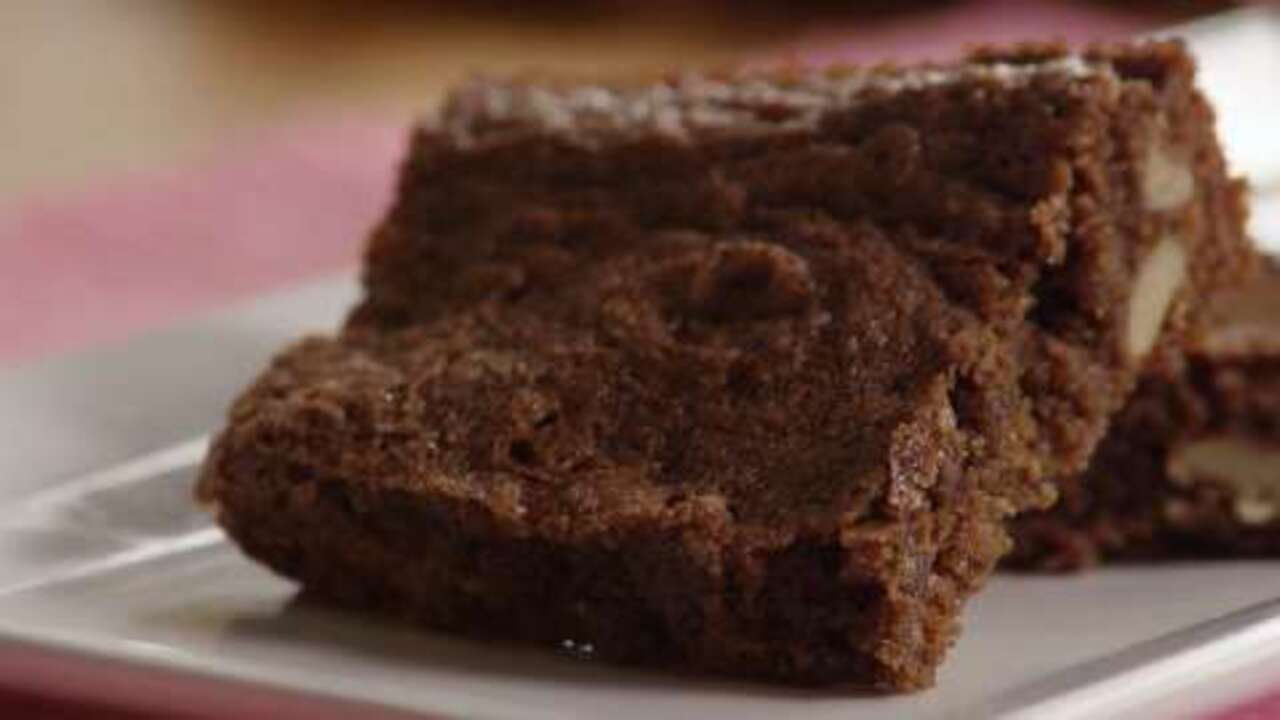 quick and easy brownies video